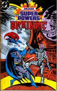 Mini Comic Brainiac da Estrela