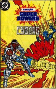Mini Comic Cyborg da Estrela