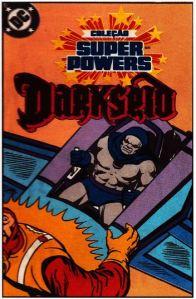 Mini Comic Darkseid da Estrela