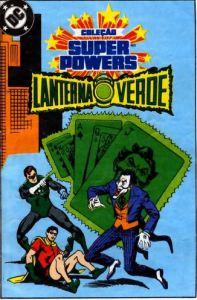 Mini Comic Lanterna Verde da Estrela