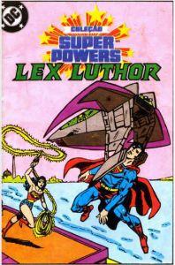 Mini Comic Lex Luthor da Estrela