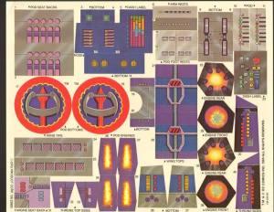 Adesivo para Darkseid Destroyer