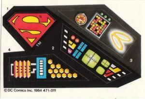 Adesivo para Super Mobile