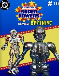 Coleção Super Powers Review #10 Brainiac