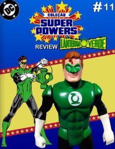 Coleção Super Powers Review #11 Lanterna Verde