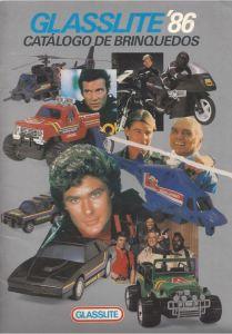 Catálogo Glasslite 1986