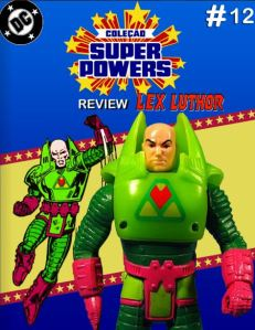Coleção Super Powers Review #12 Lex Luthor